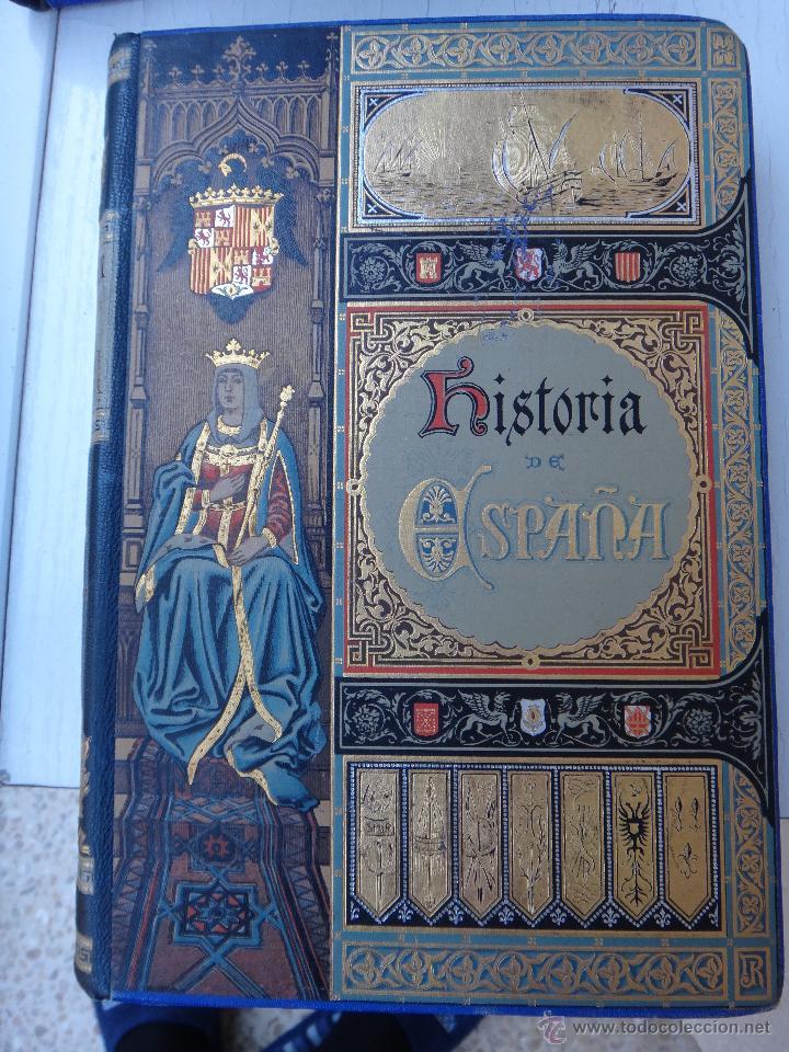 LIBRO HISTORIA GENERAL DE ESPAÑA , REINADO DE CARLOS III , 1894 , EDIT EL PROGRESO , ORIGINAL (Libros antiguos (hasta 1936), raros y curiosos - Historia Moderna)