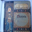 Libros antiguos: LIBRO HISTORIA GENERAL DE ESPAÑA , REINADO DE CARLOS III , 1894 , EDIT EL PROGRESO , ORIGINAL. Lote 43442392