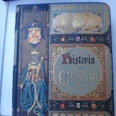 Alte Bücher - LIBRO HISTORIA GENERAL DE ESPAÑA , REINADO DE CARLOS III , 1894 , EDIT EL PROGRESO , ORIGINAL - 43442392