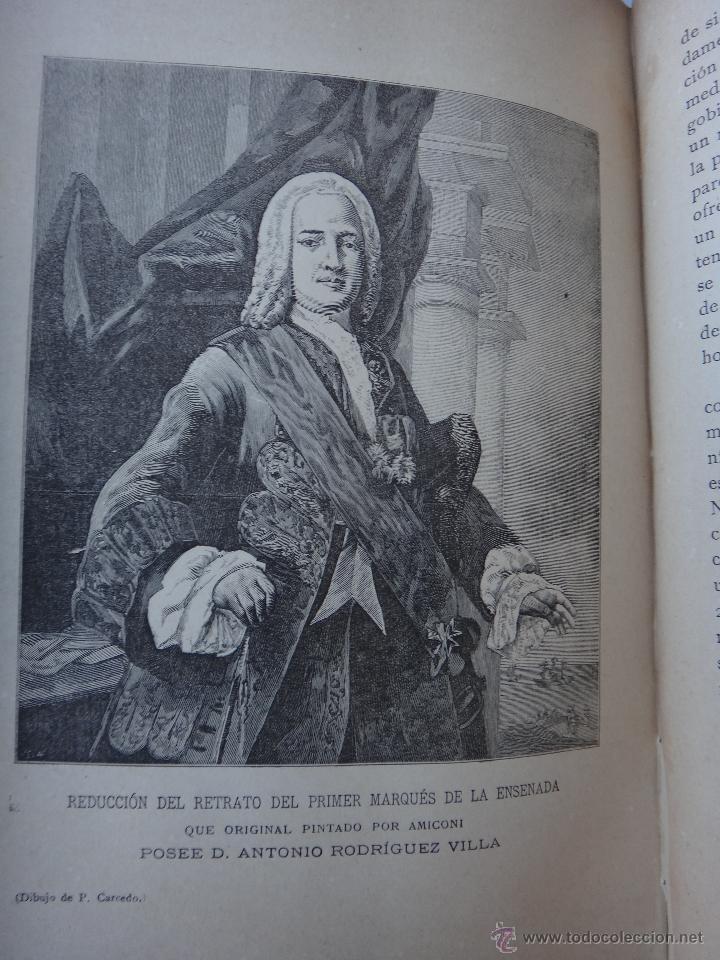 Libros antiguos: LIBRO HISTORIA GENERAL DE ESPAÑA , REINADO DE CARLOS III , 1894 , EDIT EL PROGRESO , ORIGINAL - Foto 4 - 43442392