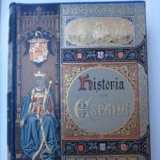 Old books - LIBRO HISTORIA GENERAL DE ESPAÑA , REINADO DE CARLOS IV , 1894 , EDIT EL PROGRESO , ORIGINAL - 43442473
