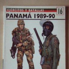 Libros antiguos: PANAMÁ 1989-90. Lote 43652557