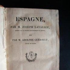 Libros antiguos: 1844-ESPAÑA HISTORIA, RELIGIÓN, INDUSTRIA, COSTUMBRES, DESCRIPCIÓN.UNIVERSO PINTORESCO.ORIGINAL. Lote 44689432