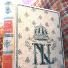 Libros antiguos: NAPOLEÓN III. TOMO IV. ED MONTANER Y SIMÓN 1899 EDICIÓN ILUSTRADA; VEURE FOTOS. Lote 45684203