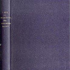 Libros antiguos: LOS ARCHIVOS DEL TERRORISMO BLANCO – AÑO 1931. Lote 45791638