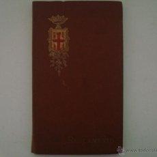 Libros antiguos: REGLAMENTO INTERIOR DE LA DIPUTACIÓN PROVINCIAL DE BARCELONA. 1895. BUENA EDICIÓN.. Lote 46010804