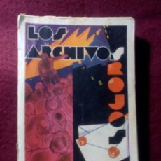 Libros antiguos: LOS ARCHIVOS ROJOS .- PUBLICACIONES MUNDIAL 1930 .- C.E. VULLIAMY. Lote 46512027