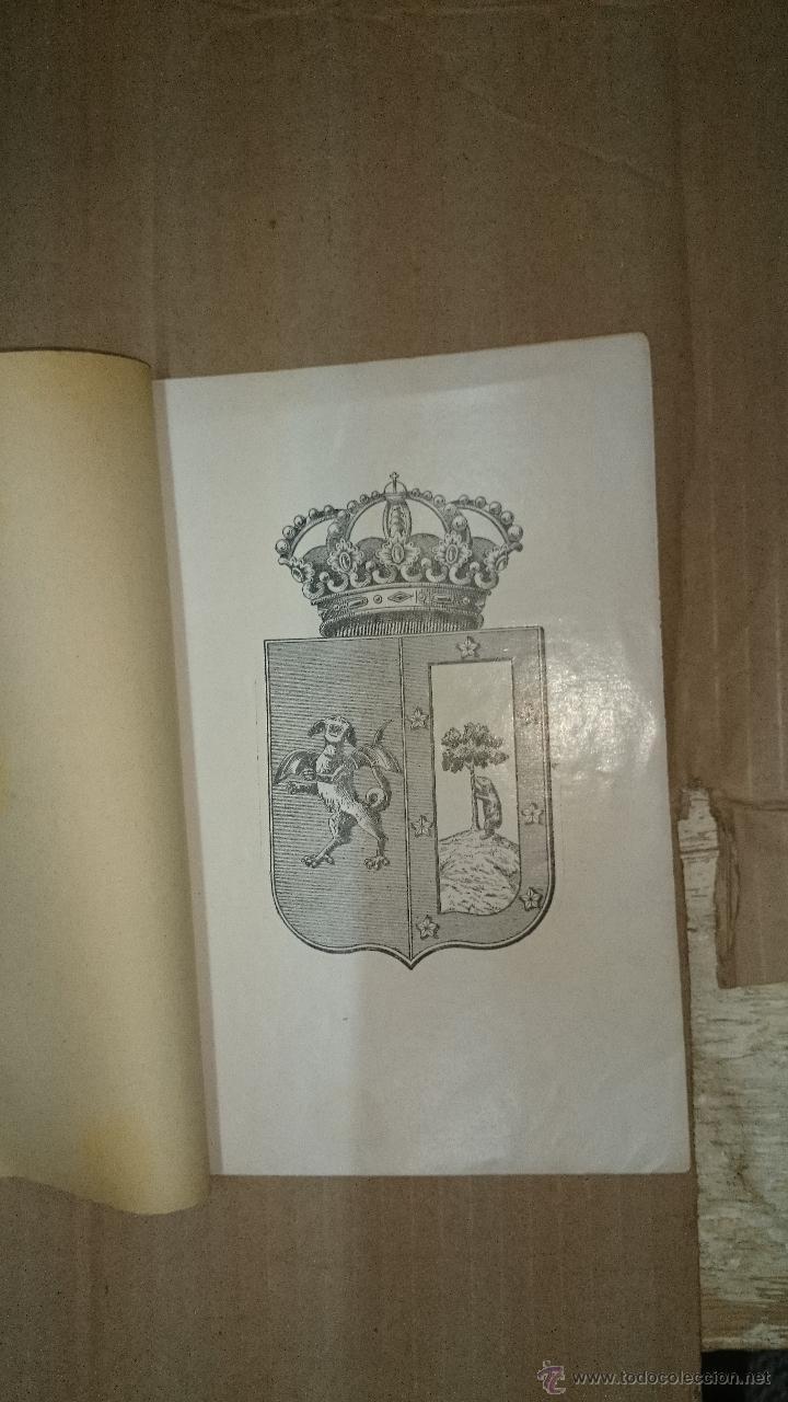 1913 - RECOPILACIÓN HISTÓRICA DE LA VILLA Y CORTE DE MADRID Y SU MUNICIPIO EN EL SIGLO DE ORO ... (Libros antiguos (hasta 1936), raros y curiosos - Historia Moderna)