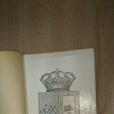 Libros antiguos: 1913 - RECOPILACIÓN HISTÓRICA DE LA VILLA Y CORTE DE MADRID Y SU MUNICIPIO EN EL SIGLO DE ORO .... Lote 47257991