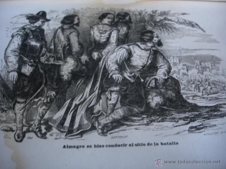 Libros antiguos: Historia del descubrimiento y conquista de América. Campe 1845 - Foto 15 - 47389091
