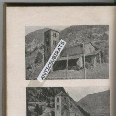 Libros antiguos: 1935 RETAULE DE MATEU ORTONEDA TARRAGONA SANTA COLOMA D' ANDORRA CANILLO COLEGIATA D' ORGANYA . Lote 47780682