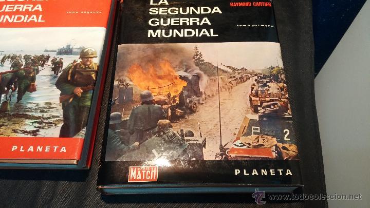 Libros antiguos: Editorial Planeta, LA SEGUNDA GUERRA MUNDIAL, por Haymont Cartier - Foto 6 - 47927267