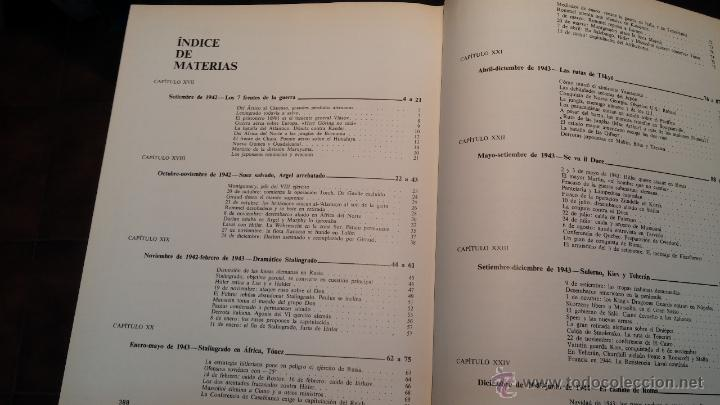 Libros antiguos: Editorial Planeta, LA SEGUNDA GUERRA MUNDIAL, por Haymont Cartier - Foto 11 - 47927267