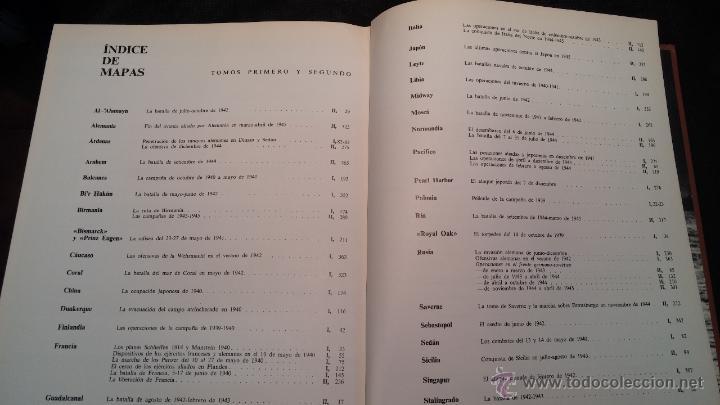 Libros antiguos: Editorial Planeta, LA SEGUNDA GUERRA MUNDIAL, por Haymont Cartier - Foto 12 - 47927267