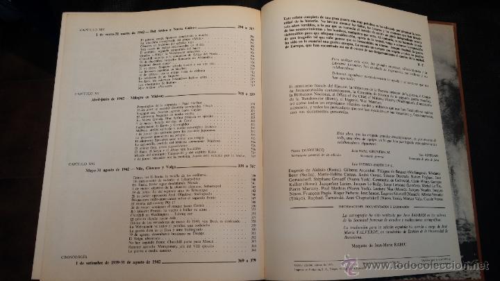 Libros antiguos: Editorial Planeta, LA SEGUNDA GUERRA MUNDIAL, por Haymont Cartier - Foto 13 - 47927267
