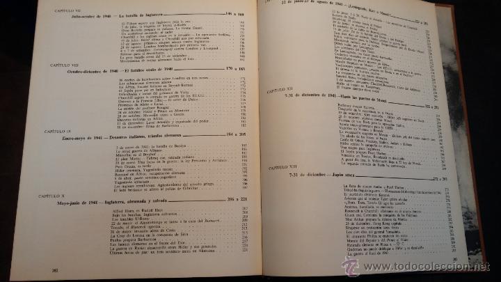 Libros antiguos: Editorial Planeta, LA SEGUNDA GUERRA MUNDIAL, por Haymont Cartier - Foto 14 - 47927267