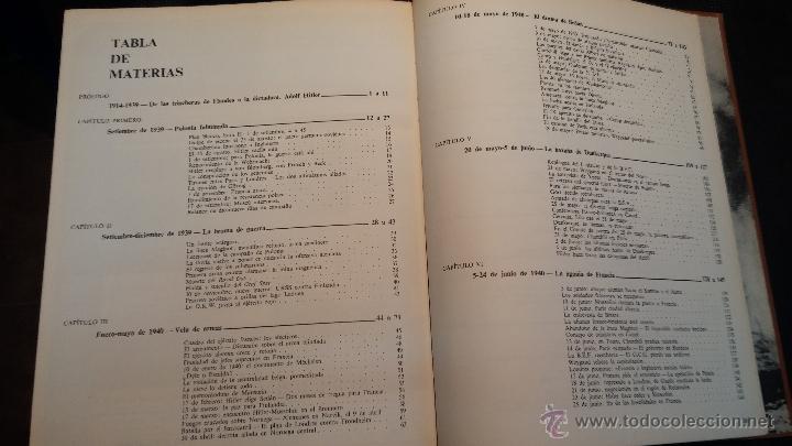 Libros antiguos: Editorial Planeta, LA SEGUNDA GUERRA MUNDIAL, por Haymont Cartier - Foto 15 - 47927267