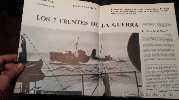 Libros antiguos: Editorial Planeta, LA SEGUNDA GUERRA MUNDIAL, por Haymont Cartier - Foto 24 - 47927267
