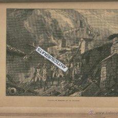 Libros antiguos: GUERRA DE LA INDEPENDENCIA 1886 TARRAGONA REUS EROLES CERVERA MALDA ARBECA LA BISBAL PALLEJA . Lote 47946437