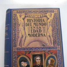 Libros antiguos: HISTORIA DEL MUNDO EN LA EDAD MODERNA. TOMO I. EL RENACIMIENTO.EDITORIAL RAMON SOPENA 1935.. Lote 48235914