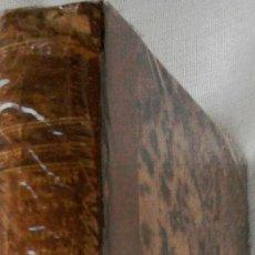Libros antiguos: LIBRO SIGLO XIX, AÑO 1840,ESCLAVITUD DE NEGROS EN ESTADOS UNIDOS,ANTES GUERRA DE SECESION,EN FRANCES. Lote 48305500