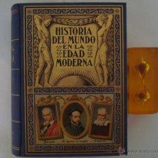 Libros antiguos: HISTORIA DEL MUNDO EN LA EDAD MODERNA. LA REFORMA. ED. SOPENA 1935. MUY ILUSTRADO . Lote 48951316