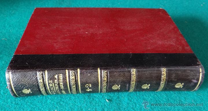 Libros antiguos: LA GUERRA HISPANO AMERICANA. GOMEZ NUÑEZ. 1899. 2 TOMOS EN 1 VOLUMEN. GRABADOS Y MAPAS. - Foto 16 - 49197024