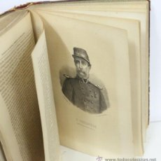 Libros antiguos: LIBRO HISTORIAS Y MEMORIAS CONTEPORANEAS. 1868. 20X30 CM. Lote 49264044