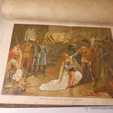 Libros antiguos: 1897 HISTORIA DE EUROPA DESDE LA REVOLUCIÓN FRANCESA HASTA NUESTROS DÍAS TOMO III EMILIO CASTELAR. Lote 49361210