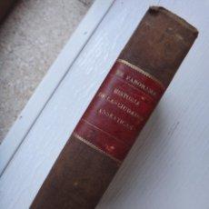 Libros antiguos: LIBRO HISTORIA CIUDADES ANSEATICAS, 1844 , PANORAMA ,CON MAPAS Y LITOGRAFIAS ,ORIGINAL. Lote 50324633
