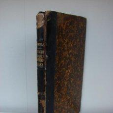 Libros antiguos: ANTIGUEDADES AMERICANAS. BACHILLER Y MORALES. 1845. PRIMERA EDICION. Lote 50534520