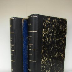 Libros antiguos: LAS INSURRECCIONES EN CUBA. JUSTO ZARAGOZA. MADRID 1872. 2 TOMOS. PRIMERA EDICION. Lote 50563285
