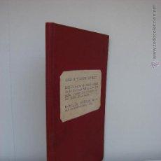 Libros antiguos: NOTICIA SOBRE EL ESTADO ACTUAL DE LA ECONOMIA POLITICA EN ESPAÑA. ALBAN DE VILLENEUVE BARGEMONT.1844. Lote 50626832