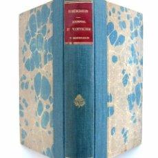 Libros antiguos: 1885 - (GUERRA FRANCO-ALEMANA) - LE COMTE D'HERISSON - JOURNAL D'UN OFFICIER D'ORDONNANCE 1870-1871. Lote 51933512