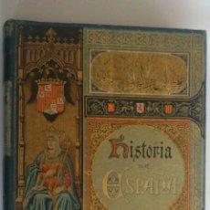 Alte Bücher - HISTORIA GENERAL DE ESPAÑA, TOMO I REINADO DE CARLOS III, REAL ACADEMIA DE LA HISTORIA - 52767388