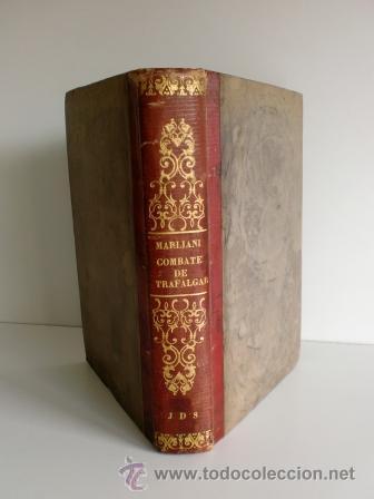 COMBATE DE TRAFALGAR. VINDICACIÓN DE LA ARMADA ESPAÑOLA. 1850 (Libros antiguos (hasta 1936), raros y curiosos - Historia Moderna)