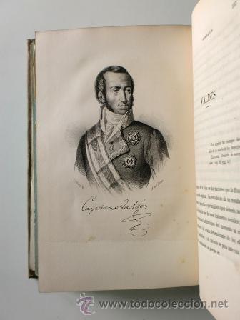 Libros antiguos: COMBATE DE TRAFALGAR. VINDICACIÓN DE LA ARMADA ESPAÑOLA. 1850 - Foto 3 - 52880663