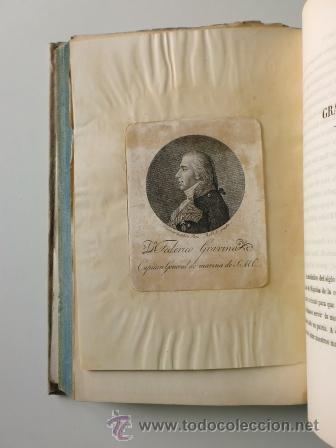 Libros antiguos: COMBATE DE TRAFALGAR. VINDICACIÓN DE LA ARMADA ESPAÑOLA. 1850 - Foto 5 - 52880663