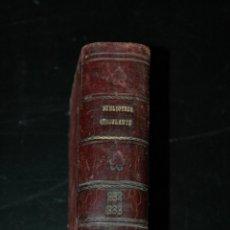 Libros antiguos: PRIM, SEGUIDO DE LA DE LOS TRISTES DESTINOS, EPISODIOS NACIONALES,PÉREZ GALDÓS 1910. Lote 53172255