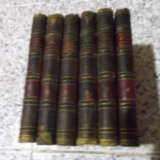 Libros antiguos: HISTORIA DEL REINADO DE GUILLERMO III - 1886 - MACAULAY.. Lote 53237920