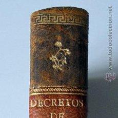 Alte Bücher - Coleccion de las reales cédulas, decretos y ordenes de su magestad el Señor D. Fernando VII. 1814 - 53284085
