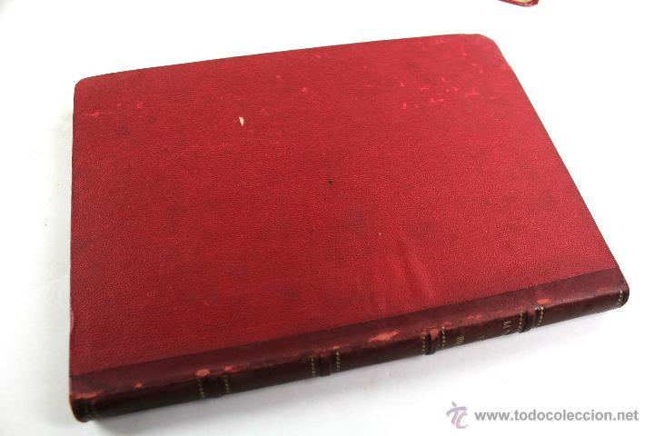 Libros antiguos: L-3110 LA TIERRA Y EL HOMBRE. 2 TOMOS. ED. MONTANER Y SIMON 1886-87 - Foto 5 - 54264056