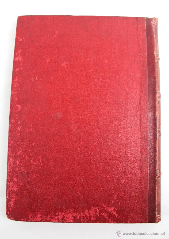 Libros antiguos: L-3110 LA TIERRA Y EL HOMBRE. 2 TOMOS. ED. MONTANER Y SIMON 1886-87 - Foto 9 - 54264056