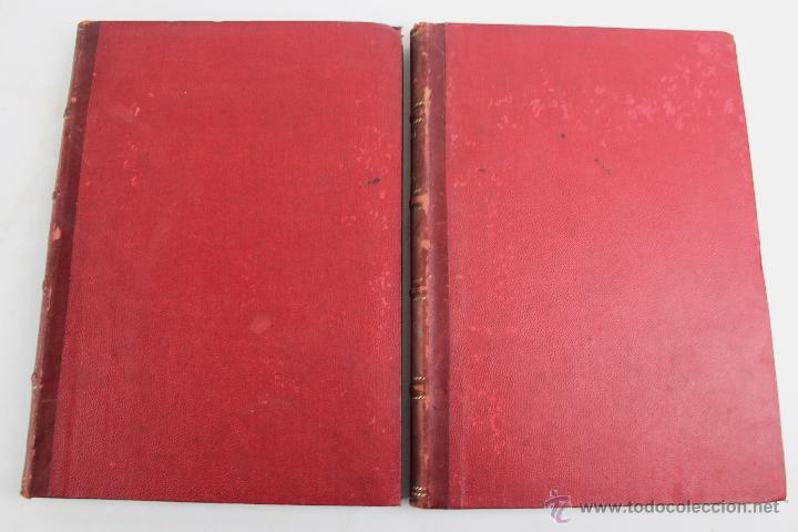 Libros antiguos: L-3110 LA TIERRA Y EL HOMBRE. 2 TOMOS. ED. MONTANER Y SIMON 1886-87 - Foto 10 - 54264056