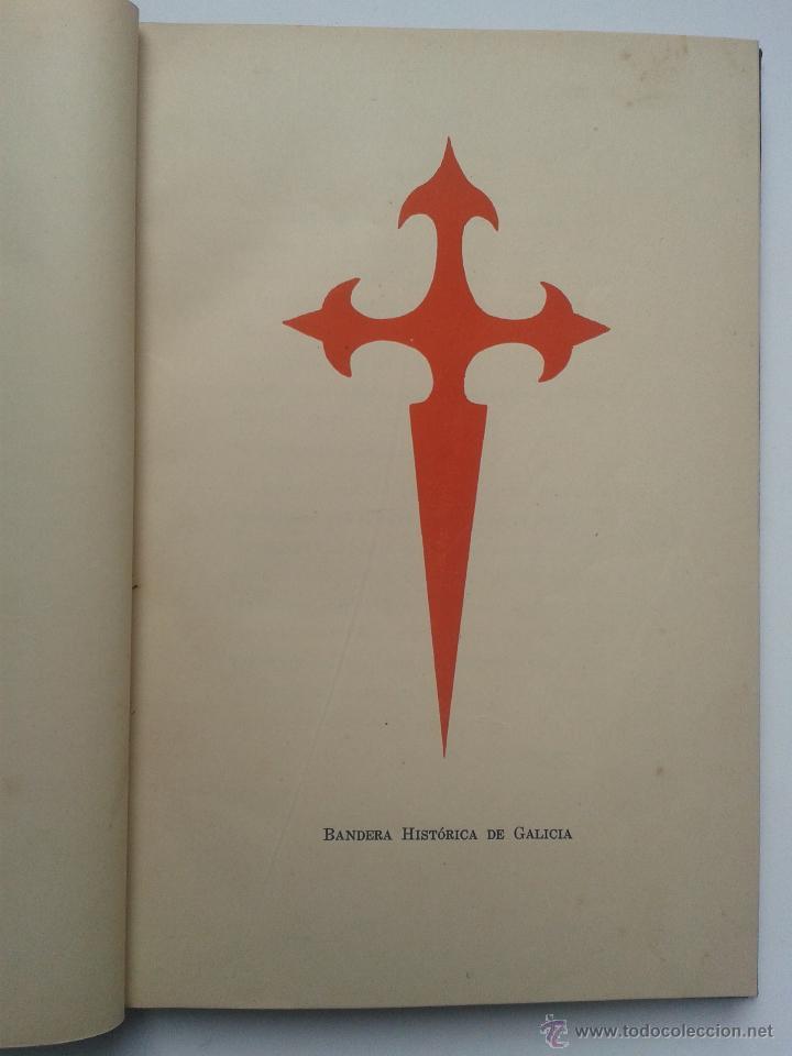 Libros antiguos: Historia de Galicia. Por Ramón Marcote. La Habana. Año 1925. - Foto 3 - 54673681
