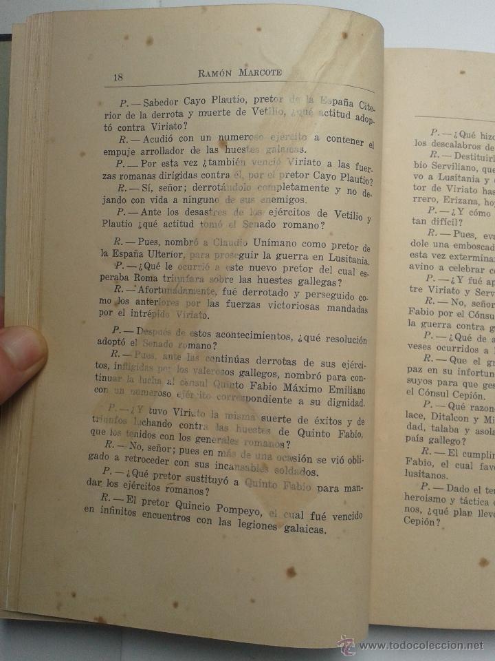 Libros antiguos: Historia de Galicia. Por Ramón Marcote. La Habana. Año 1925. - Foto 5 - 54673681