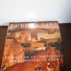 Libros antiguos: FRANCO CARDINI - EUROPA 1492. Lote 54733074