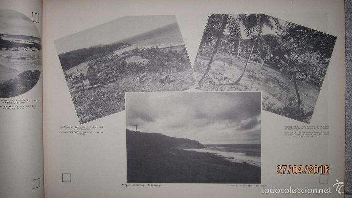 Libros antiguos: ALBUM DE ORO DE PUERTO RICO. DEDICADO A FULGENCIO BATISTA POR LOS AUTORES. AÑO 1939. 32,2 X 48,2 CM. - Foto 8 - 56439084