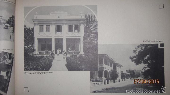 Libros antiguos: ALBUM DE ORO DE PUERTO RICO. DEDICADO A FULGENCIO BATISTA POR LOS AUTORES. AÑO 1939. 32,2 X 48,2 CM. - Foto 9 - 56439084