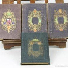 Libros antiguos: 7213 - LIBRERIA DE SAN MARTIN. 4 VOLÚMENES. (VER DESCRIP). VV. AA. 1858-1860.. Lote 56732946